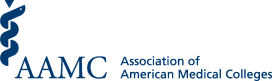 This is an image of the AAMC logo.