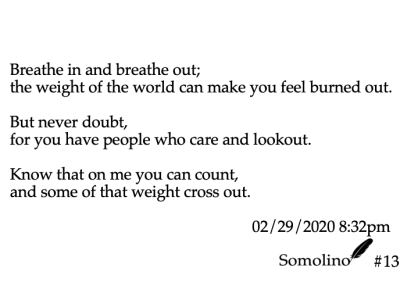 This is an image of a poem.